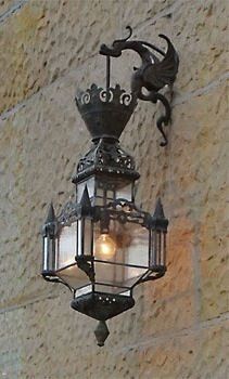 z lite spanish forge collection black antique gold finish six light