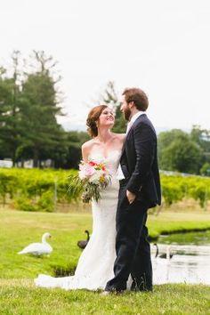 Vineyard Wedding Photos | Keswick Vineyard Wedding | Don Mears Photography