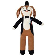 Blabla kanin bamse - Balthazar the Bunny ~ www.banditten.com