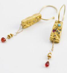 Esther Assouline Gold Earrings                                                                                                                                                                                 More