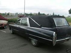 My old hearse (1967 Cadillac Superior)