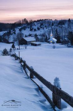East Corinth Village, Vermont