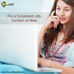 Are you a private tutor in Mumbai who is searching for a reliable long-term job? We are interested in hearing from you. Our tutoring platform employs a wide range of trained teachers who meet our quality standards. You can teach full-time or part-time. For more details, call us on 9167467467 or register at www.genextstudents.com. http://www.genextstudents.com/Tutors/