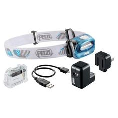 Pin It :-) Follow Us :-))  zCamping.com is your Camping Product Gallery ;) CLICK IMAGE TWICE for Pricing and Info :) SEE A LARGER SELECTION of camping headlamps  at http://zcamping.com/category/camping-categories/camping-lighting/camping-headlamps/ -  hunting, camping, head lamps, camping lighting, camping gear, camping accessories -  PETZL TIKKA 2 CORE Headlamp 4 LED Grey Green NEW « zCamping.com