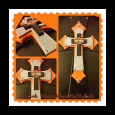 Harley Davidson Wall Cross