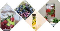 Door je glas water te pimpen met een fruitsmaakje is water drinken niet langer saai. Deze fruitwater receptjes zijn niet enkel lekker maar ook supergezond. Cocktail Drinks, Cocktails, Fruit Water, Happy Foods, Infused Water, Iced Tea, Detox Drinks, Smoothies, Superfood