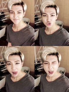 Rap Monster #HappyHopeDay