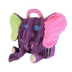 The Deglingos Sandykilos The Elephant Backpack