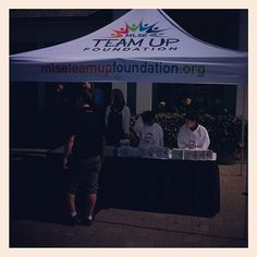 All of the money supported the MLSE Team Up Foundation.