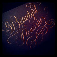 Beautiful Flourishes