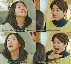 Goblin K.Drama Love this part! Gong Yoo, Korean Drama Funny, Korean Drama Quotes, K Pop, Goblin The Lonely And Great God, Goblin Korean Drama, Moorim School, Drama Fever, Drama Drama