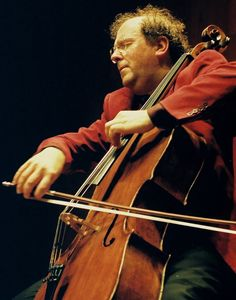 Alexander Baillie (born 6 January 1956) is an English cellist, recognised internationally as one of the finest of his generation. He is currently professor of cello at the Bremen Hochschule, as well as at the Guildhall School of Music and Drama.