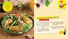 Món xào thắng giải ngày 12/4: Cánh gà xào cải ngọt sốt tỏi từ Nguyễn Như Ý. Tham gia góp món xào ngon tại www.365monxao.com để có cơ hội trúng nhiều giải thưởng hấp dẫn
