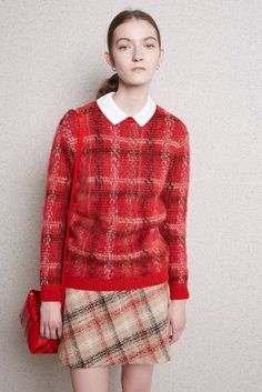 Knitted Sweater Women