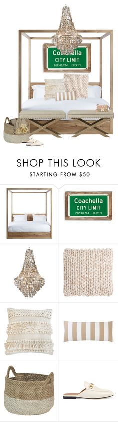"""""""Untitled #653"""" by sophiatsunis on Polyvore featuring interior, interiors, interior design, home, home decor, interior decorating, Poncho & Goldstein, Safavieh, Pom Pom at Home and Pine Cone Hill"""