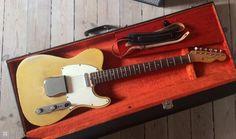 1965 Fender Telecaster original L-series Blonde