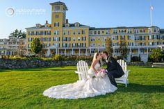 elegant ♥  #rickbouthiettephotography #romanticweddingphoto Mountain View Grand Resort | Whitefield New Hampshire #nhweddingphotography #bostonweddingphotography #ctweddingphotography #nyweddingphotography #elegantwedding