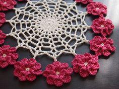 PHOTO ONLY crochet doily