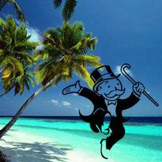 hawaii honeymoon, sandy beaches, cook islands, tree, tropical beaches