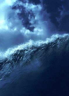 Rough sea .🌊