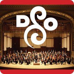 Detroit Symphony Orchestra logo - Pesquisa Google