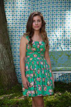 jamie dress pattern by sisboom