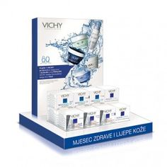 Vichy Countertop Product Display