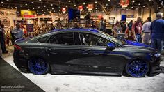2013 Ford Fusion by MRT Performance - I can haz part # for airbag/coilover kit pls??  :D