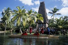 History of the Polynesian Cultural Center and Mormonism in Hawaii