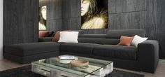 Design interior livingroom apartament Bucuresti