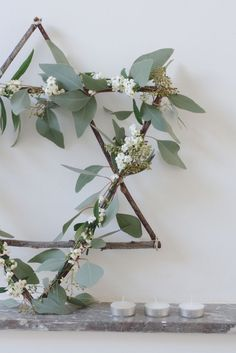 Star Wreath How-To by Holly Marder/Avenue Lifestyle