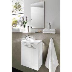 Badmöbel Für Kleines Bad schick fürs gäste wc und für kleine badezimmerräume