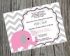 Hey, I found this really awesome Etsy listing at https://www.etsy.com/listing/110526853/printable-pink-elephant-chevron-baby