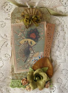 Tag Martica Designs: Altered Tags