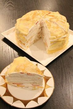 Sweets Recipes, Brownie Recipes, Baking Recipes, Cake Recipes, Desserts, Japanese Pastries, Different Cakes, Cafe Food, How To Make Cake