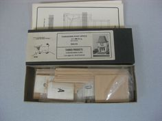 Tomahawk Post Office HO Scale  Taurus Products Kit 202 - NOS #TaurusProducts