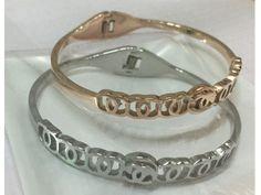 DBYM16436----- Steel color:USD5.4/pcs Rose Gold color:USD6.6/pcs