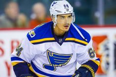 How the St. Louis Blues Are Saving Nail Yakupov's NHL Career