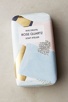 Artist Atelier Bar Soap #Anthropologie #Wow #MustHave