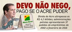 BLOG DO RADIALISTA EDIZIO LIMA: Noticias do Acre !