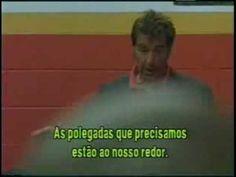 """Trecho do filme """"UM DOMINGO QUALQUER"""". O discurso do Al Pacino no último jogo do time"""