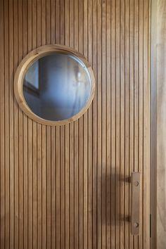 Asuntomessut 2018: Materiaalipoimintoja ja yksityiskohtia - Pihkala Iso, Mirror, Furniture, Home Decor, Decoration Home, Room Decor, Mirrors, Home Furnishings, Home Interior Design