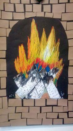 Winter Art Projects, Easy Art Projects, School Art Projects, Kids Art Class, Art For Kids, 3rd Grade Art Lesson, Alpha Art, Jr Art, Art Activities For Kids