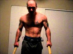 Jango shows us the Zombie Fighter Jango workout variations for use with two sticks. Guns jam or run out of ammunition, and knife-edges get dull, but Fighting-Sticks will do the job for as long as you can do the job!! Get hard as a mother-fucker with this killer workout. --ZOMBIES NOT INCLUDED WITH THIS WORKOUT.