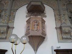 Pulpit in St. Luzen, Hechingen