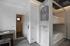 Hot Hostels: dormir en litera (de diseño)