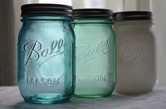 These are so great, you can drink out of them or use them to light your walkway with a tealight....so beautiful!