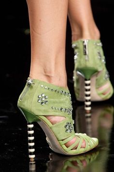 378d40bc4e1 John Richmond Spring 2014 Pretty Shoes