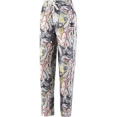 adidas Women's x Topshop Premium Satin Track Pants #AdidasTopshop