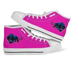 ⭐⭐⭐⭐⭐ 🔥 Pink Panther High Tops for just $59.99 Free Shipping! 🚚 ➤